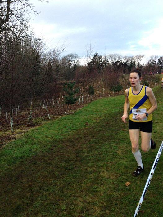 sydney dover trails cross meet 2015