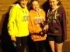 Stormont girls team winners