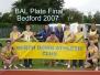 BAL Plate Final, Bedford 2007
