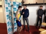 Irish U23 indoor championships 2016 60M winner Andrew Mellon