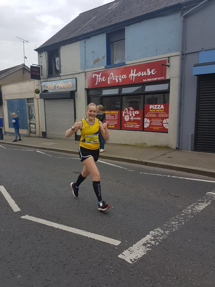Comber 10k North Down Athletic Club